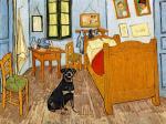 Rottweiler: Sztuka i rotti